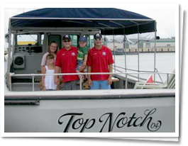 Top Notch Lobster Tours
